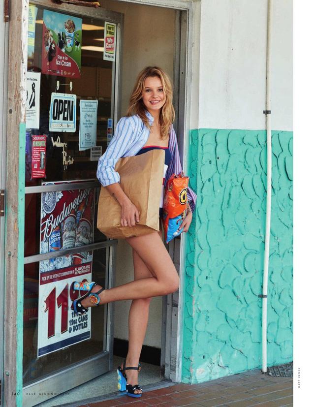 Bạn chưa biết mặc gì trong mùa hè? Hãy học Paige Reifler! - Ảnh 6.