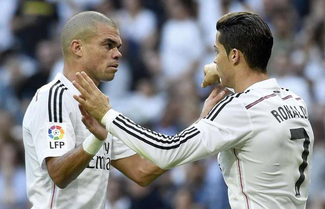 Pepe chia tay Real Madrid, sang Pháp thi đấu - Ảnh 2.