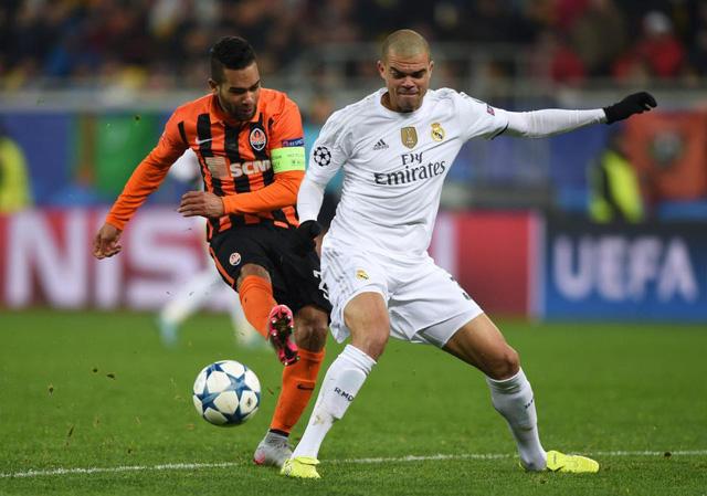 Pepe chia tay Real Madrid, sang Pháp thi đấu - Ảnh 1.