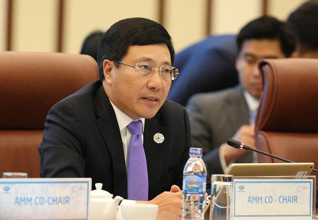 Kết thúc ngày 1 Hội nghị liên Bộ trưởng Ngoại giao – Kinh tế APEC lần thứ 29 - Ảnh 1.