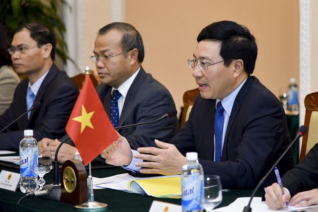Việt Nam và Liberia phấn đấu nâng kim ngạch thương mại song phương lên 100 triệu USD - Ảnh 1.