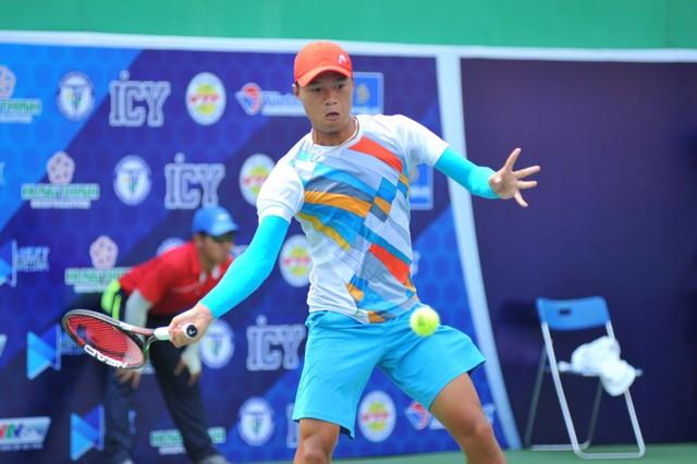 Phạm Minh Tuấn vô địch đơn nam giải quần vợt VĐQG 2017 - Ảnh 1.