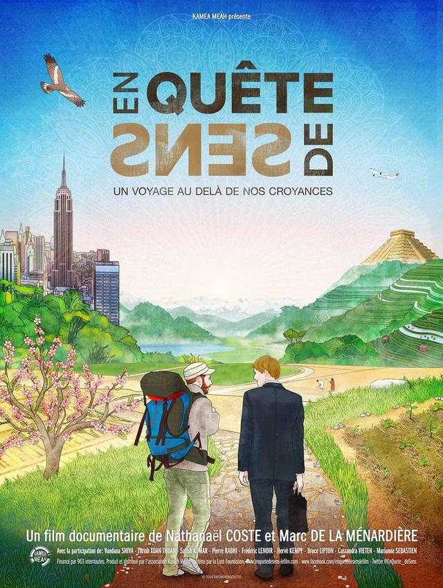 Đi tìm ý nghĩa cuộc sống: Bộ phim đặc biệt về môi trường được công chiếu tại Hà Nội - Ảnh 1.