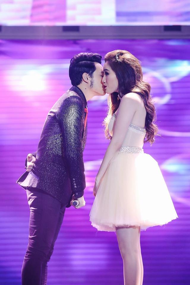 Kết hợp cùng Quang Vinh, Công chúa bong bóng Bảo Thy giành chiến thắng áp đảo tại The Remix - Ảnh 1.