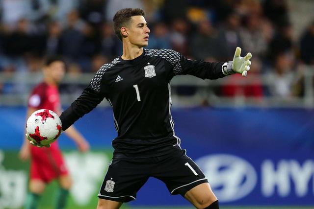 Điểm mặt đội hình 620 triệu Bảng của U21 Tây Ban Nha sắp đá chung kết U21 Euro - Ảnh 1.
