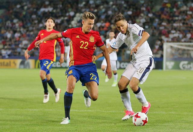Điểm mặt đội hình 620 triệu Bảng của U21 Tây Ban Nha sắp đá chung kết U21 Euro - Ảnh 7.