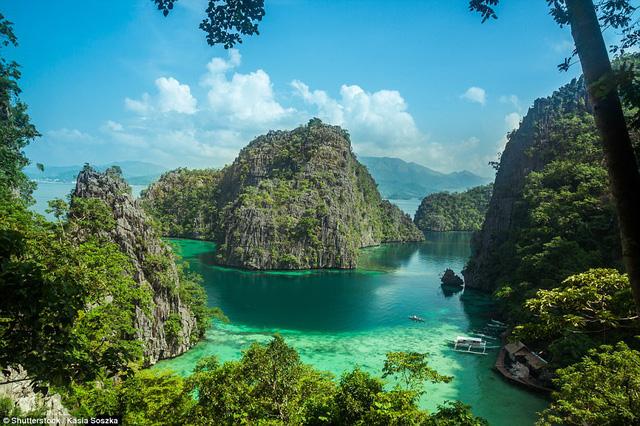 Palawan 3 lần được vinh danh là hòn đảo đẹp nhất hành tinh - ảnh 1