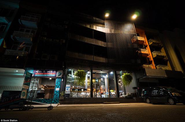 """Khách sạn """"lạnh lẽo"""" nhất Thái Lan mang phong cách nhà tù - Ảnh 7."""