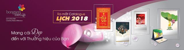 Dấu ấn tinh hoa văn hóa Việt trong thiết kế lịch  - Ảnh 2.