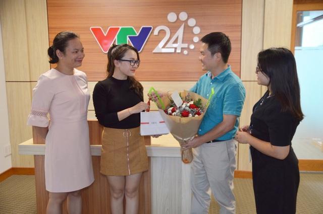 Fanpage Trung tâm tin tức VTV24 cán mốc 1 triệu người theo dõi - Ảnh 2.