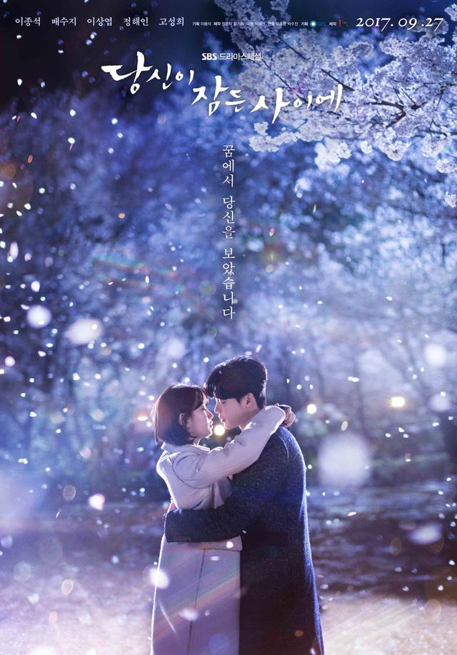 Phim mới của bạn gái Lee Min Ho tung poster siêu lãng mạn - Ảnh 1.