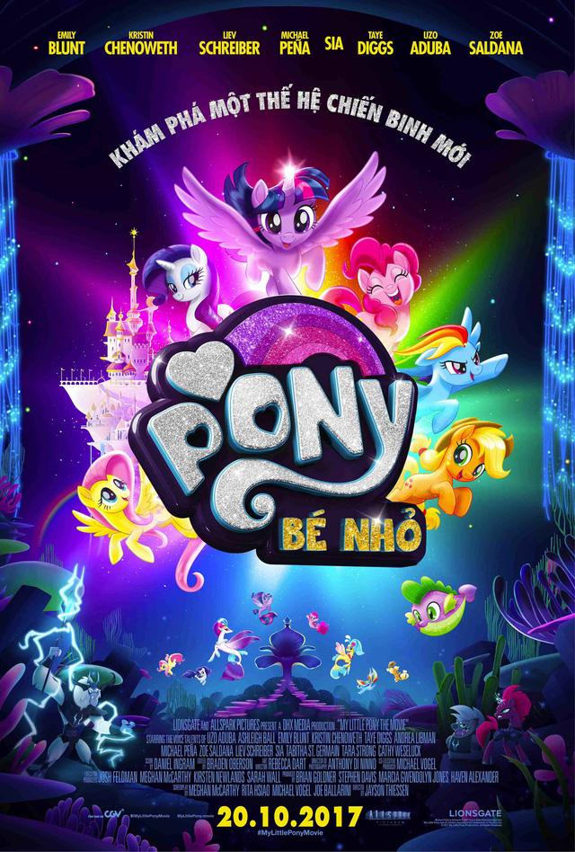 Pony bé nhỏ - bộ phim hoạt hình đáng yêu nhất năm - Ảnh 1.