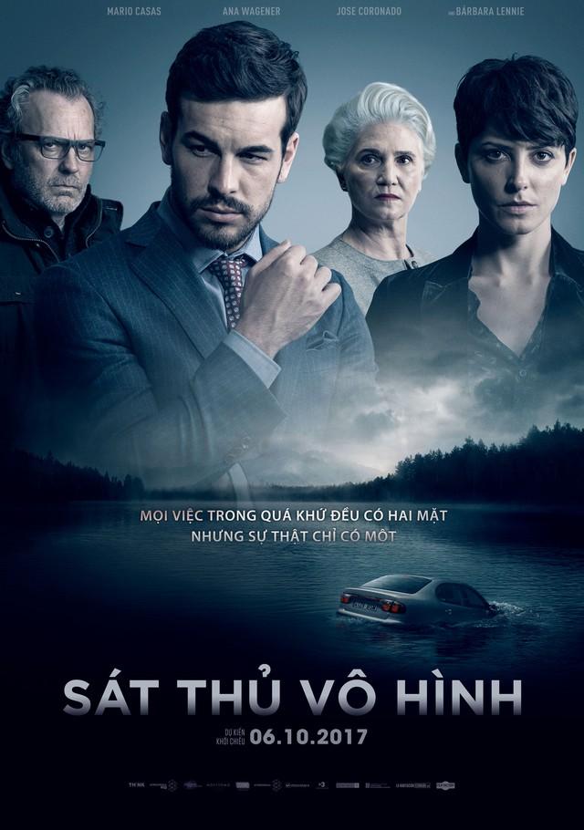 Sát thủ vô hình - Phim Tây Ban Nha công phá phòng vé châu Á - Ảnh 2.