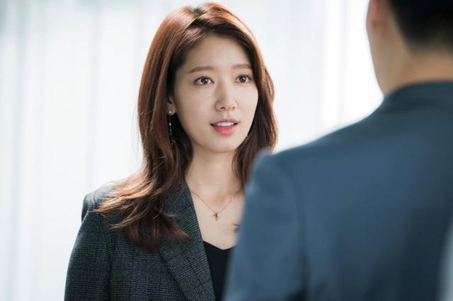 Đóng vai khách mời, Park Shin Hye lại là chính mình - Ảnh 1.