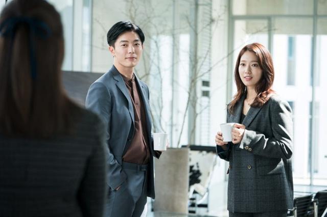 Đóng vai khách mời, Park Shin Hye lại là chính mình - Ảnh 2.