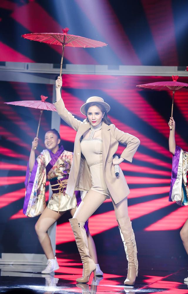 The Remix: Bảo Thy mang hit bự để đối đầu Thiều Bảo Trâm - Ảnh 2.