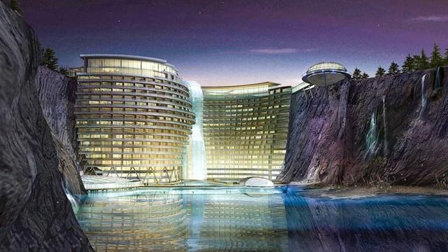 Những công trình kiến trúc chứng minh cho sự sáng tạo không giới hạn của con người - Ảnh 13.
