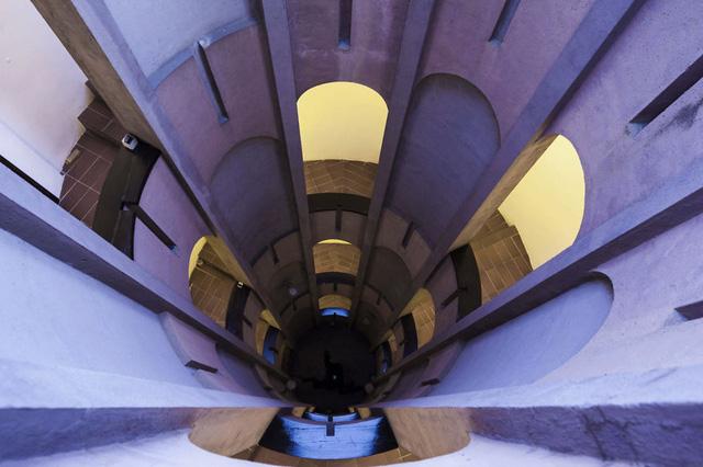 Bên trong biệt thự siêu sang được cải tạo từ nhà máy bỏ không - Ảnh 16.
