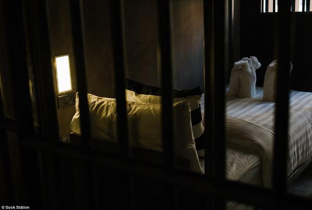 """Khách sạn """"lạnh lẽo"""" nhất Thái Lan mang phong cách nhà tù - Ảnh 3."""