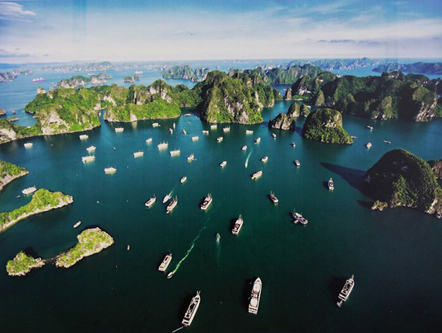 Triển lãm ảnh tại APEC 2017 góp phần quảng bá du lịch Việt Nam - Ảnh 5.