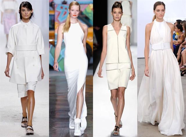 Đừng bao giờ quên, ai cũng nên có trang phục trắng trong tủ áo - Ảnh 4.