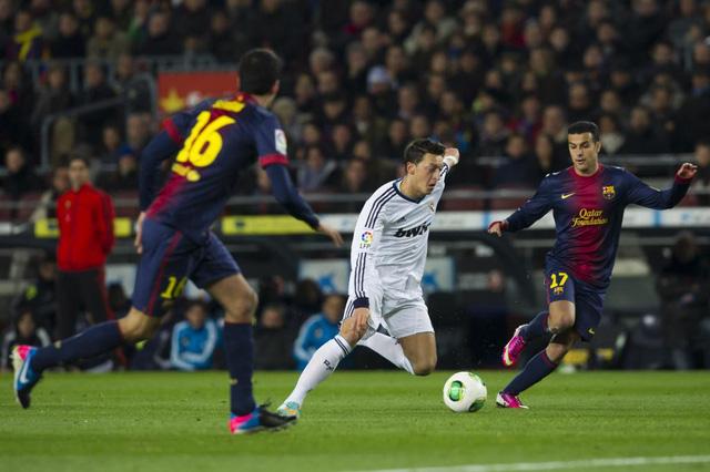 Ceballos và những cái tên từng tạo nên cuộc chiến chuyển nhượng Real – Barca - Ảnh 5.