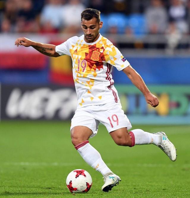 Điểm mặt đội hình 620 triệu Bảng của U21 Tây Ban Nha sắp đá chung kết U21 Euro - Ảnh 5.