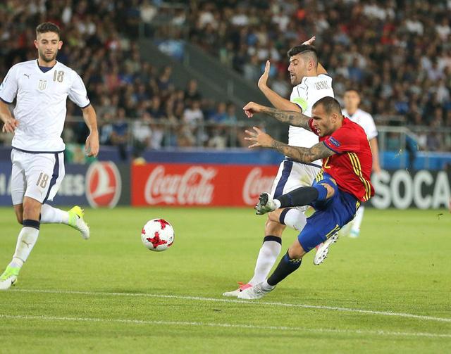 Điểm mặt đội hình 620 triệu Bảng của U21 Tây Ban Nha sắp đá chung kết U21 Euro - Ảnh 10.