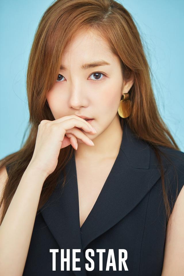 Park Min Young sang chảnh trên tạp chí - Ảnh 6.