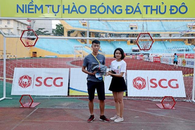 CLB Hà Nội chào đón người hâm mộ trở lại sân Hàng Đẫy với diện mạo hoàn toàn mới - Ảnh 6.