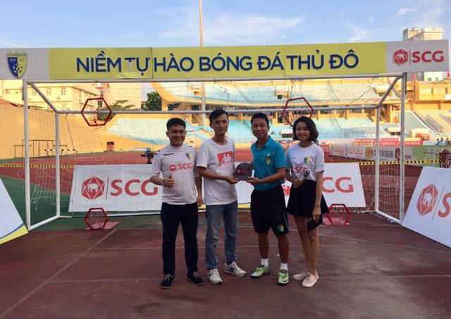 CLB Hà Nội chào đón người hâm mộ trở lại sân Hàng Đẫy với diện mạo hoàn toàn mới - Ảnh 7.