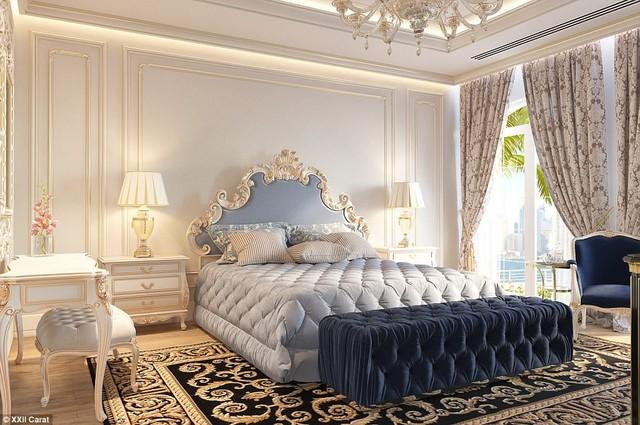 Bồn tắm triệu đô của giới nhà giàu ở Dubai - Ảnh 9.