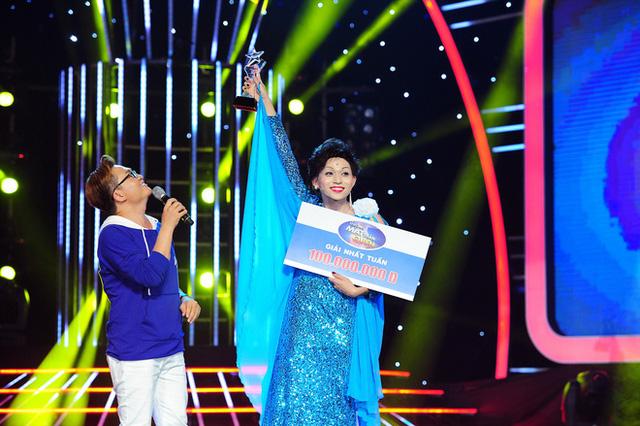 Gương mặt thân quen: Jun Phạm giành giải Nhất tuần, Hoàng Yến Chibi nhận tiền thưởng riêng từ NSƯT Hoài Linh - Ảnh 4.