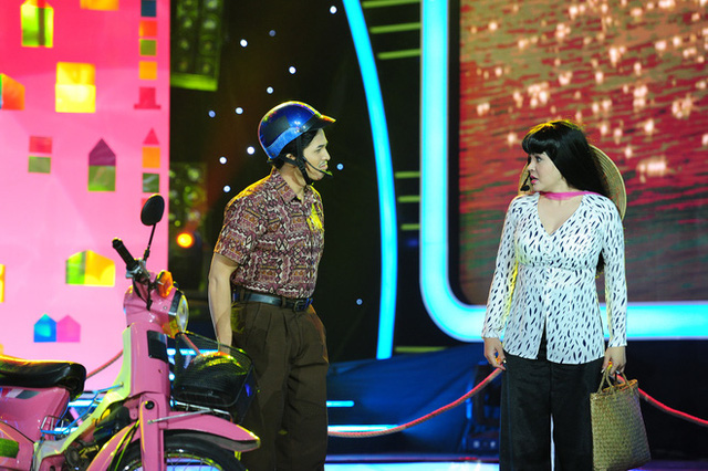 Gương mặt thân quen: Jun Phạm giành giải Nhất tuần, Hoàng Yến Chibi nhận tiền thưởng riêng từ NSƯT Hoài Linh - Ảnh 7.