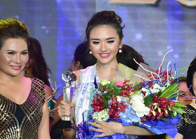Người đẹp Thái Lan lên ngôi Hoa hậu Hữu nghị ASEAN 2017 - Ảnh 3.