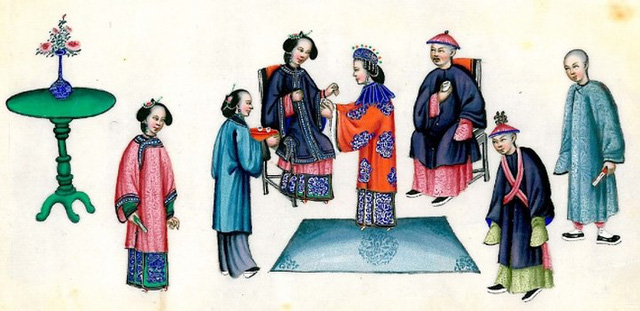 Điều lạ lùng về phụ nữ cổ đại ít ai biết tới - Ảnh 8.