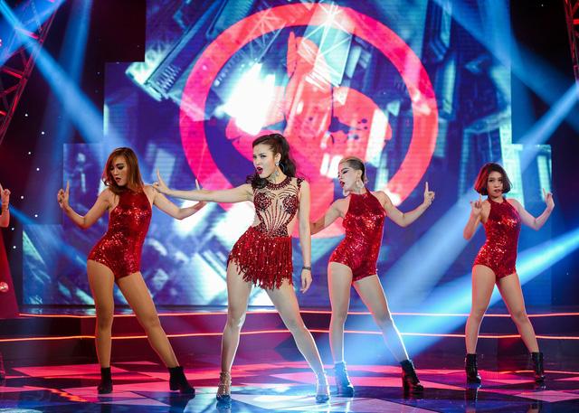 Quang Hà, Hari Won khuấy động Âm nhạc và Bước nhảy với vũ đạo sôi động - Ảnh 11.