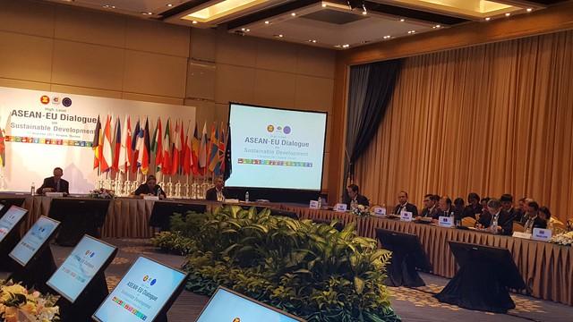 Đối thoại ASEAN - EU về phát triển bền vững - Ảnh 2.