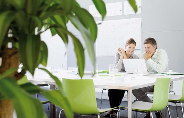 Những bí kíp giúp bạn luôn có sức khỏe tốt ở môi trường công sở - Ảnh 1.