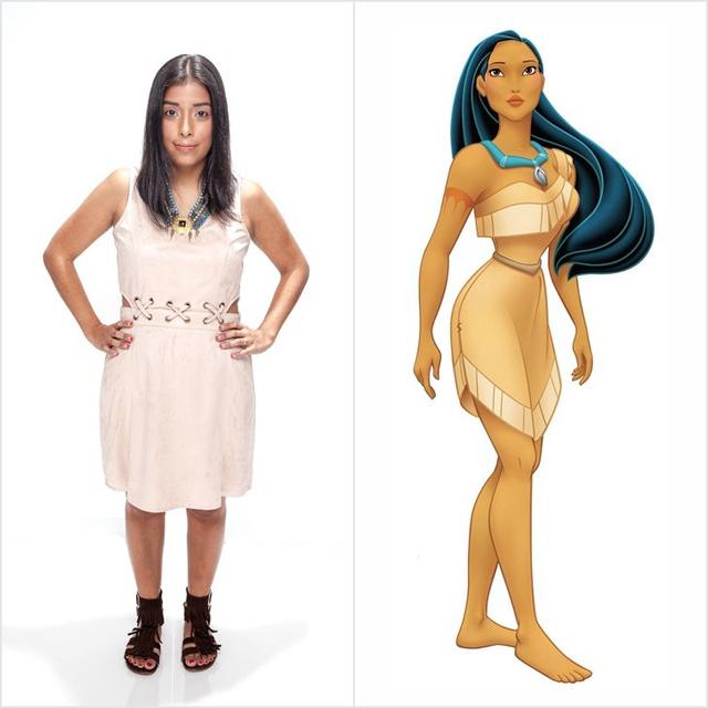 Mượn hình tượng công chúa Disney để có trang phục dạ tiệc nổi bật - Ảnh 6.