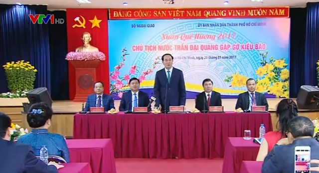 Chủ tịch nước cùng kiều bào dâng hương tưởng niệm các vua Hùng - Ảnh 2.