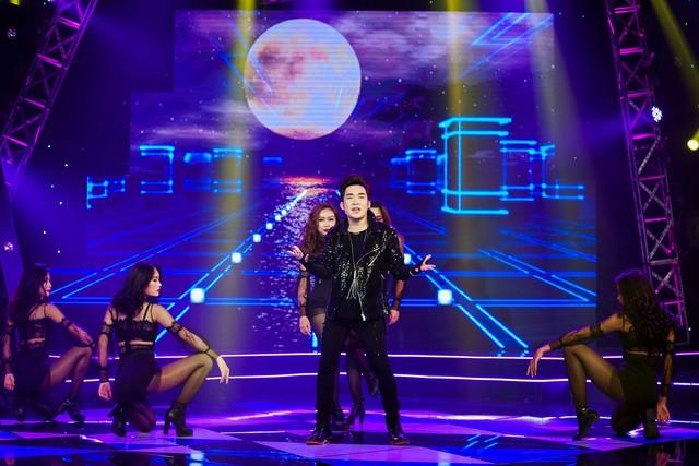 Quang Hà, Hari Won khuấy động Âm nhạc và Bước nhảy với vũ đạo sôi động - Ảnh 3.