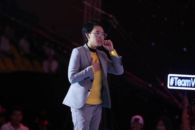 Giọng hát Việt nhí: Soobin Hoàng Sơn sướng rơn, có học trò mới chất lừ nhờ... Big Bang! - Ảnh 2.