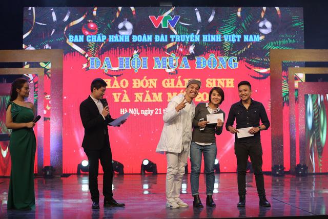 Dạ hội mùa đông sôi động chào năm mới của tuổi trẻ VTV - Ảnh 16.