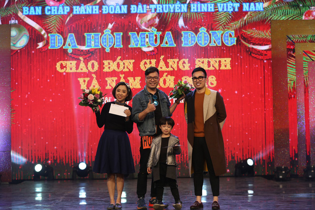 Dạ hội mùa đông sôi động chào năm mới của tuổi trẻ VTV - Ảnh 18.