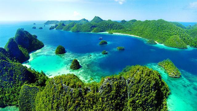 Mặt tối của điểm du lịch hấp dẫn Raja Ampat, Indonesia - Ảnh 1.