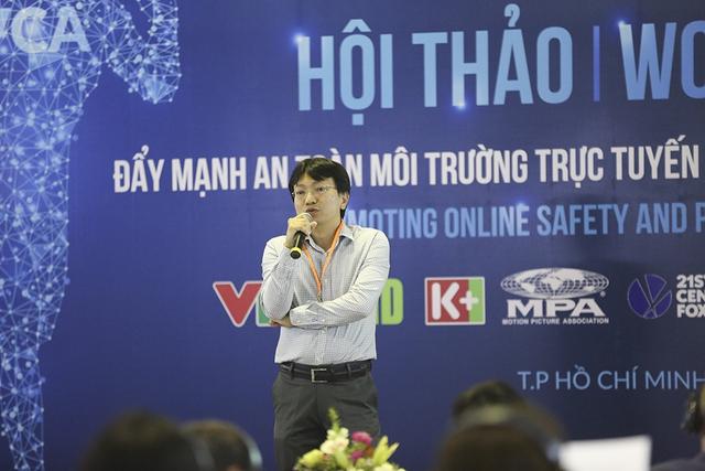 Telefilm 2017: Còn nhức nhối nạn xâm phạm bản quyền tại Việt Nam - Ảnh 1.