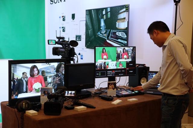 Sony ra mắt giải pháp truyền thông và phòng họp thông minh cho doanh nghiệp - Ảnh 5.