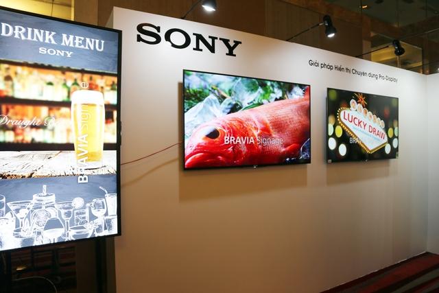 Sony ra mắt giải pháp truyền thông và phòng họp thông minh cho doanh nghiệp - Ảnh 3.