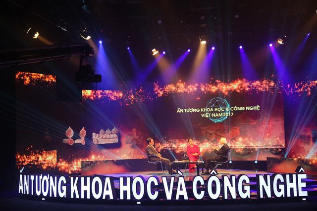 Ấn tượng Khoa học và Công nghệ Việt Nam 2017 có gì đặc sắc? - Ảnh 1.